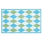 Haywood Blue/Green Kids Rug