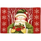 Homefires Holiday Accent Rugs