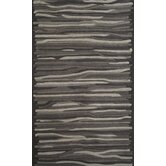 Gallia Charcoal Stripes Rug