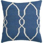 Juxtaposed Geometric Pillow