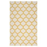 Frontier White/Golden Yellow Rug