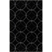 Cosmopolitan Black Rug