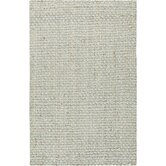 Jute Woven Oyster Gray Rug