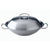 "Wok ""original-profi Collection"" aus Edelstahl"