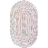 Baby's Breath Blue Kids Rug