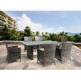 dCOR design Patio Dining Sets