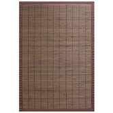 Bamboo Rugs Villager Coffee Rug