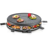 24.45Runder Raclette-Grill &quot;RG 2681&quot;