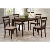 Echo 5 Piece Dining Set