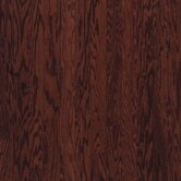 Beckford Plank 5&quot; Engineered Red Oak in Cherry Spice