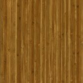 Luxe Empire Bamboo 6&quot; x 48&quot; Vinyl Plank in Caramel
