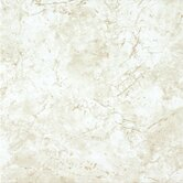 Alterna La Plata 16&quot; x 16&quot; Vinyl Tile in Cr&egrave;me Fresh