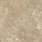 Alterna 16&quot; x 16&quot; Aztec Trail Vinyl Tile in Almond Cream