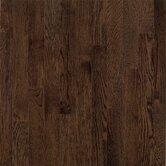 Dundee Plank 3-1/4&quot; Solid White Oak in Mocha