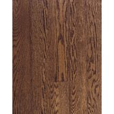 "Fulton™ Low Gloss Strip 2-1/4"" Solid Red/White Oak in Saddle"