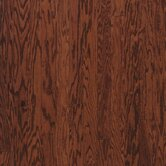 "Turlington™ Plank 5"" Engineered Red Oak in Cherry"