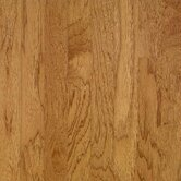 "American Treasures™ Wide Plank 3"" Solid Hickory in Smokey Topaz"