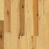 "American Treasures™ Wide Plank 3"" Solid Hickory in Country Natural"