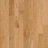 """Natural Choice Strip 2-1/4"""" Solid Red Oak Flooring in Natural"""