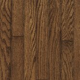 "Ascot Strip 2-1/4"" Solid Oak in Mink"