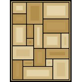 Dimensions Pavilion Gold Rug