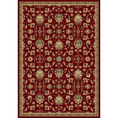 Radiance Crimson Hereford Rug