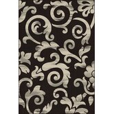Providence Charcoal Melody Rug