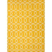 Urban Bungalow Gold/Yellow Geometric Rug