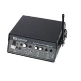 Wireless 50 Watt Multimedia Stereo PA Amplifier
