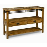 American Craftsman Console Table