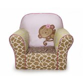 Jungle Jill Club Chair Slipcover