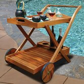 Patio Serving Carts
