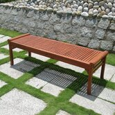 Eucalyptus Picnic Bench
