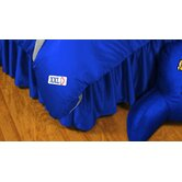 University of Kentucky Bed Skirt