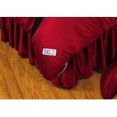 University of Alabama Bed Skirt