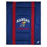 University of Kansas Sidelines Comforter