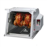 Digital Showtime™ Rotisserie and BBQ Oven, Platinum Edition