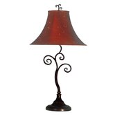 Richardson Table Lamp in Bronze