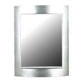 Sacramento Wall Mirror in Silver