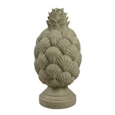 Shell Finial Statue