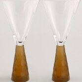 Artland Wine and Champagne Glasses