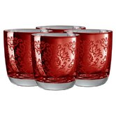 Brocade Double Old Fashioned Glass