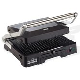 "2000W Antihaft-Kontaktgrill ""Pro Multi-Grill 3 in 1"" mit Inducto-Granitlook"