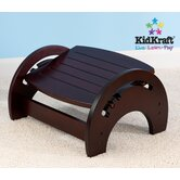 Nursing Stool in Cherry