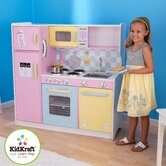 Pastel Play Kitchen Set