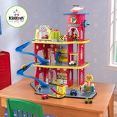 Deluxe Garage Playset