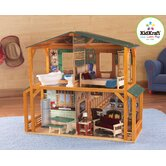 Campfire Cabin Doll House