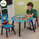 Thomas and Friends 3 Piece Table and Chair Set