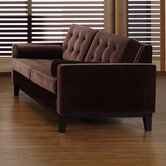 Centennial Velvet Loveseat