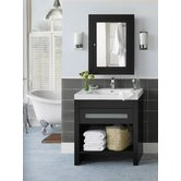 "Kendra 31"" Wood Vanity Set"